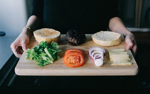 pain pour hamburger